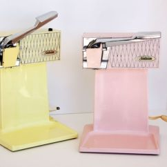 Retro Kitchen Appliance Outdoor Plans Pdf Vintage Pink Sunbeam Electric Can Opener | Pastel ...