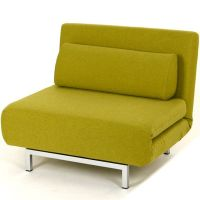Single Chair Sleeper Bed. Cool Floor Sofa Chair Folding ...
