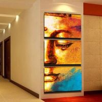 25+ best ideas about Buddha wall art on Pinterest   Buddha ...