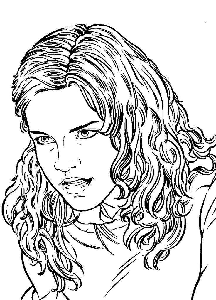 17 best images about HP coloring pages on Pinterest