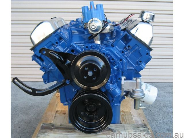 351m Engine Diagram Ford 351c 351 Cleveland Rebuilt Engine Lpg Heads Falcon V8