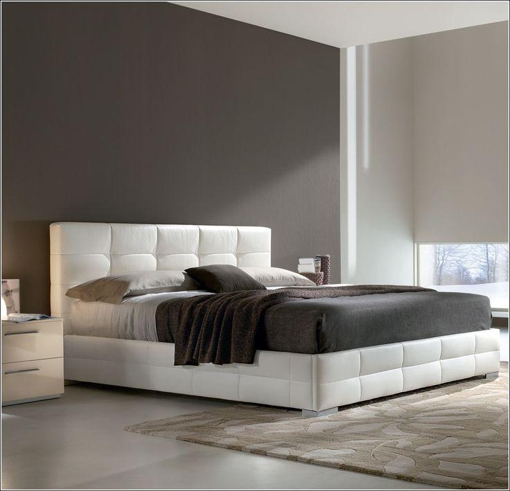 ide dco chambre a coucher lits rembourrs pour un look chic  votre chambre  coucher Ide