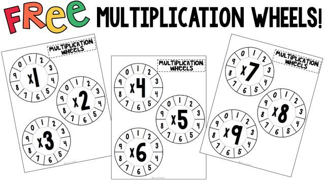 17 Best images about Multipication/Division for Third