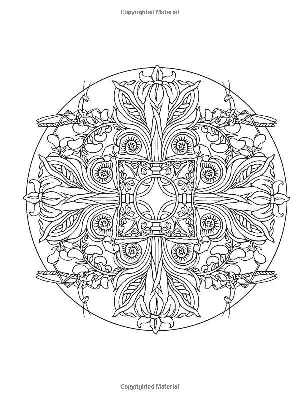 10 Best images about line art mandala on Pinterest