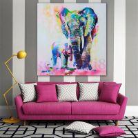 25+ trending Elephant Canvas ideas on Pinterest