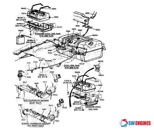 2005 toyota camry engine diagram