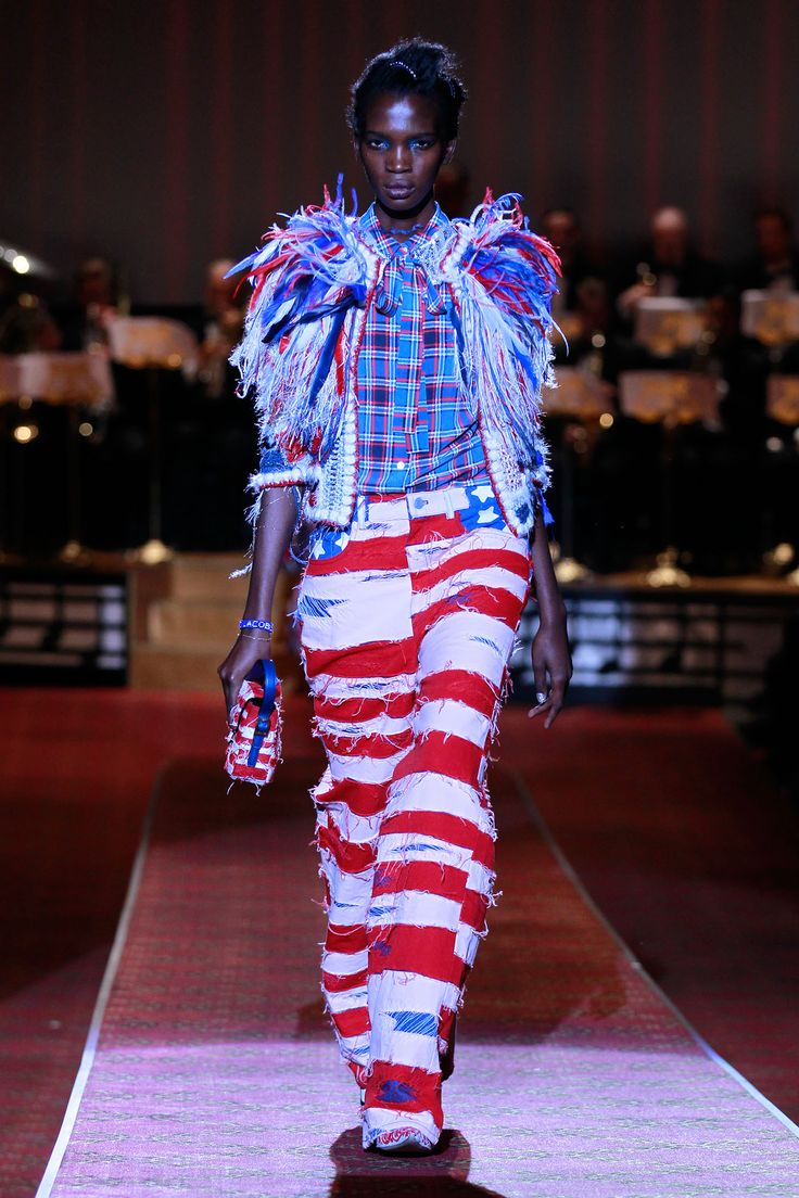 Image result for marc jacobs american flag