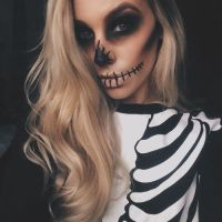 25+ best ideas about Halloween makeup on Pinterest ...