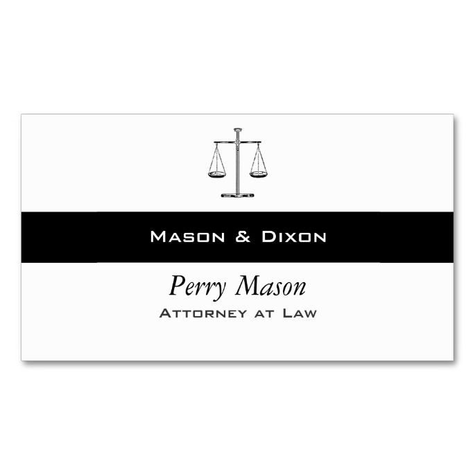 2215 best images about Attorney Lawyer Business Cards on