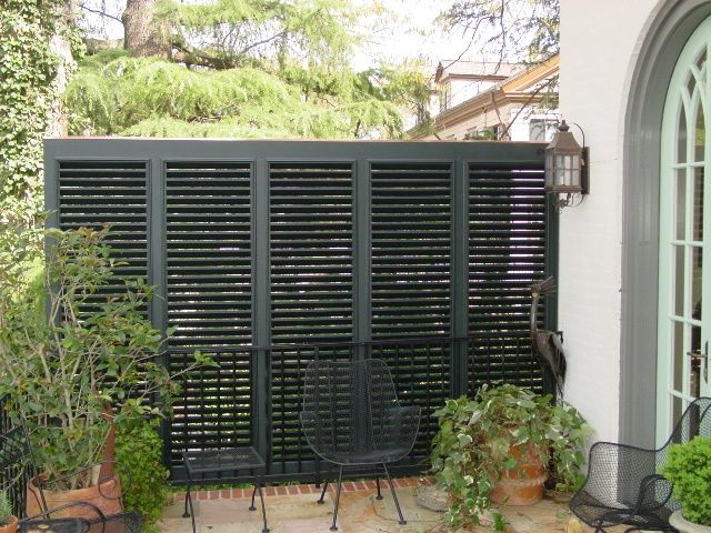 25 Best Ideas About Outdoor Privacy Screens On Pinterest Garden