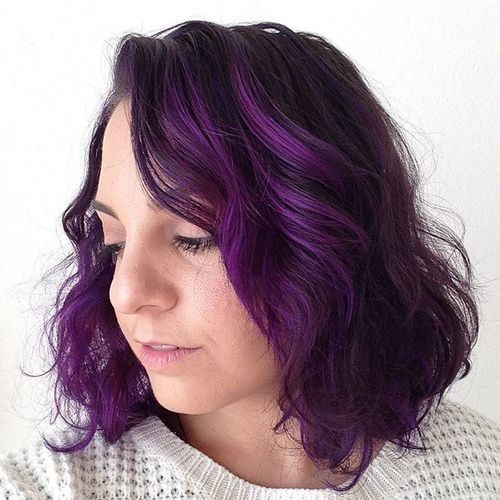 25+ best ideas about Purple hair dyes on Pinterest