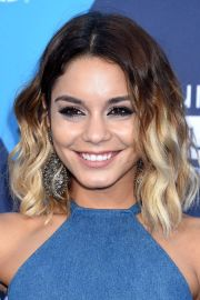 vanessa hudgens short ombre hair