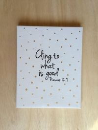 25+ best ideas about Bible verse canvas on Pinterest ...