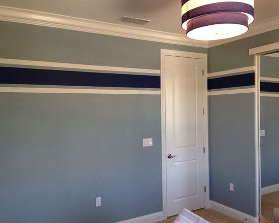 How To Jazz Up Your Boys Bedroom Using Bright Wall Paint
