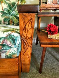 90 best images about Hawaiian Furnishings on Pinterest