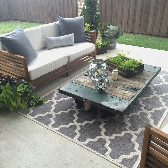 25+ best ideas about Outdoor rugs on Pinterest