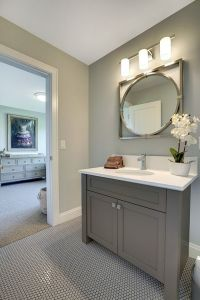 17 Best ideas about Grey Bathroom Cabinets on Pinterest ...