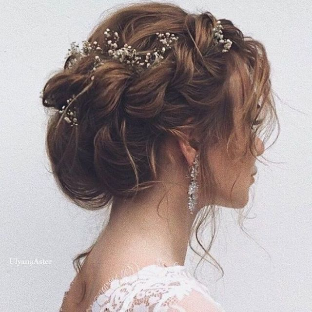 Best 25 Flower Hairstyles  ideas on Pinterest  Bridal