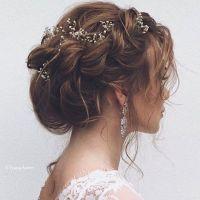25+ best ideas about Wedding Updo on Pinterest   Wedding ...