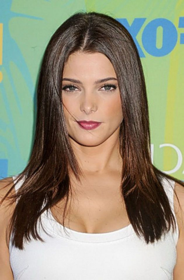17 Best ideas about Medium Straight Hairstyles on Pinterest  Shoulder length straight hair