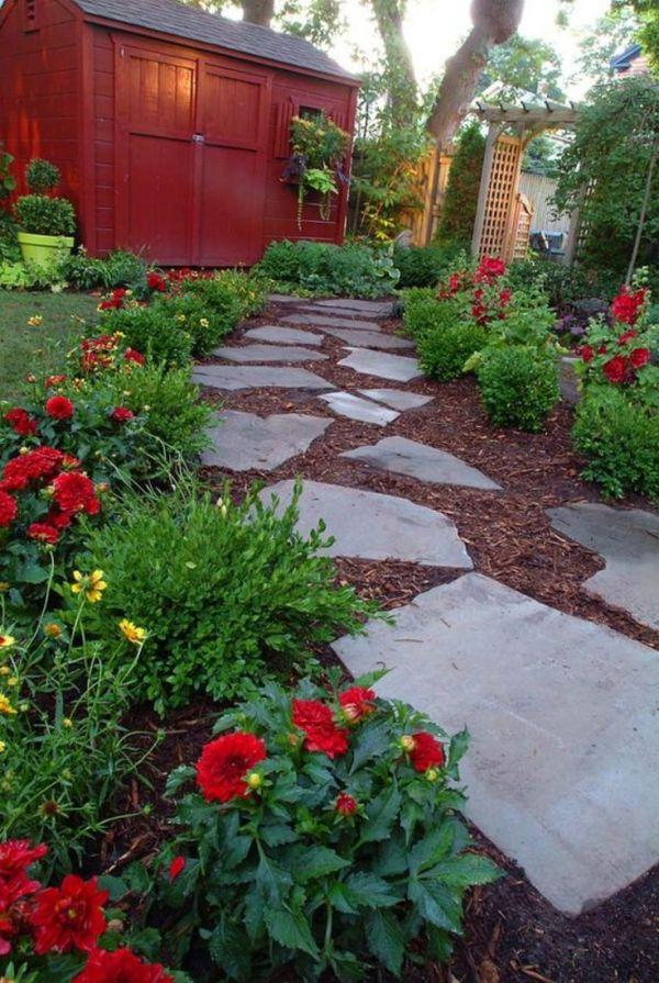 25 best ideas about Backyard walkway on Pinterest