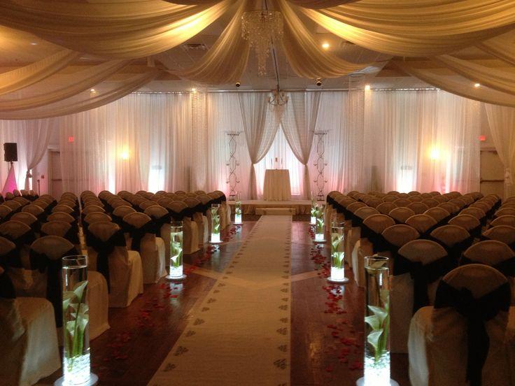 christmas chair covers white neon green wedding, wedding ideas, decor, glass vase, elegant events, ceremony ...