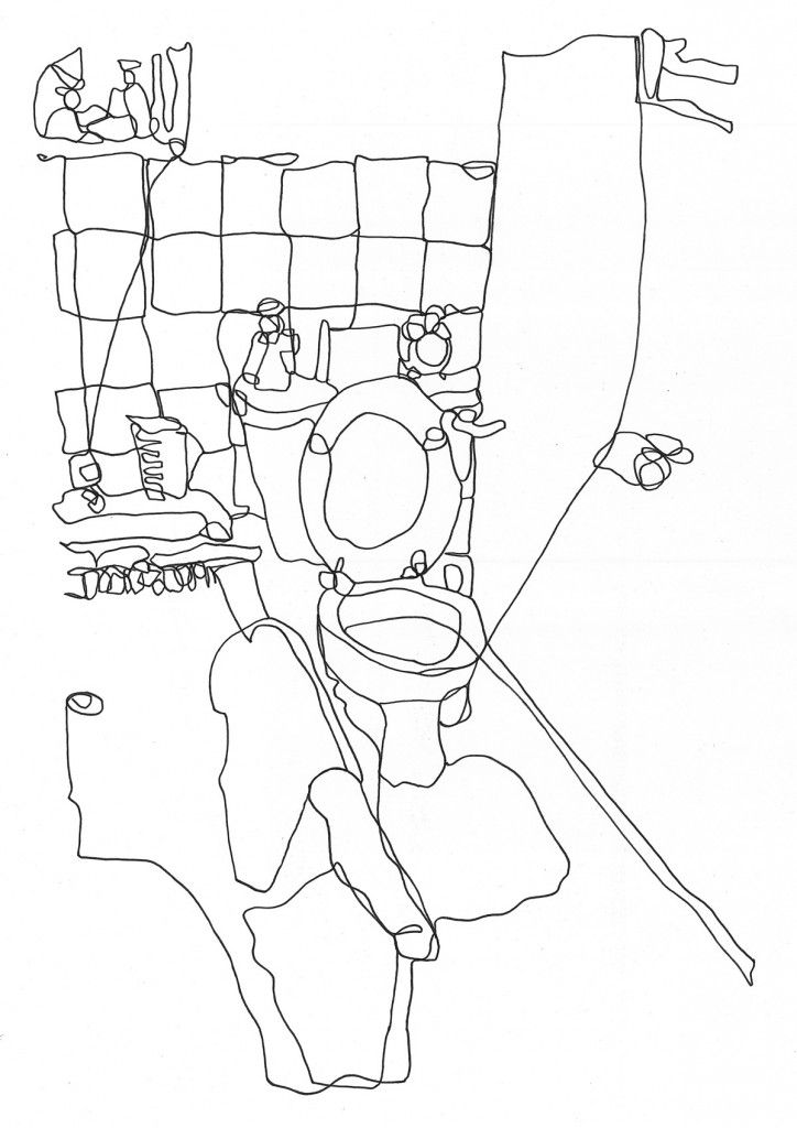 25+ best ideas about Contour line drawing on Pinterest