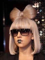 ideas lady gaga hair