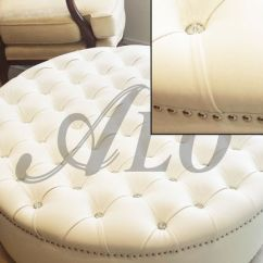 Diy How To Reupholster A Sofa Aloworld Trundle Diy: Crystal Tufted Bench With 1