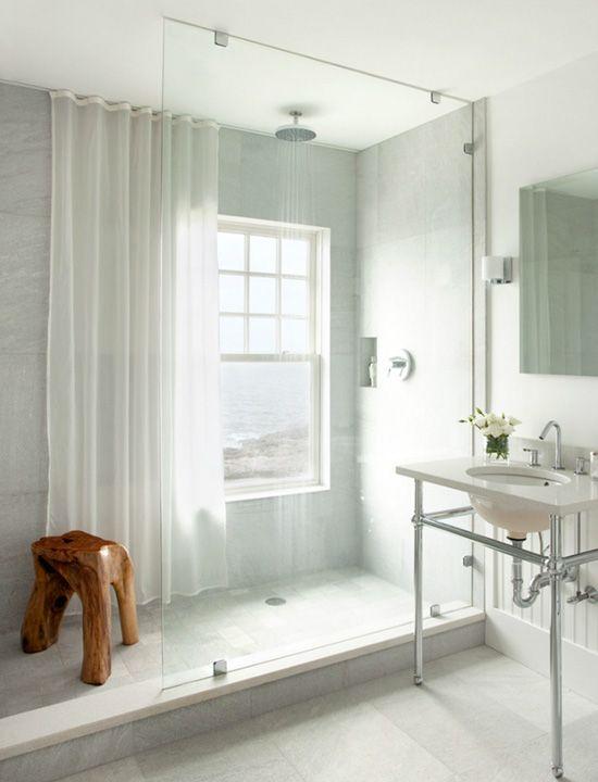 25 Best Ideas About Shower Window On Pinterest Master Bathroom