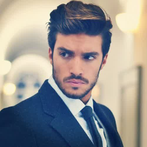 25 Best Ideas About Mens Thick Hairstyles On Pinterest Classic