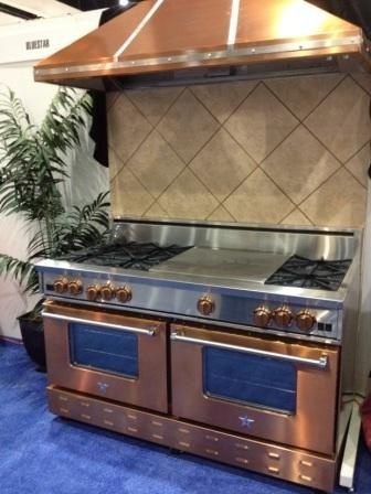 60 BlueStar RNB Series range in Infused Copper  Dwell on Design 2012  Pinterest  Copper and
