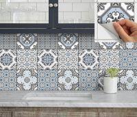 25+ best ideas about Vinyl tile backsplash on Pinterest ...
