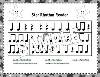 37 best images about Rhythm activities on Pinterest