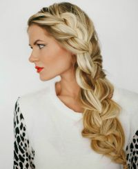 25+ best ideas about Loose Side Braids on Pinterest ...