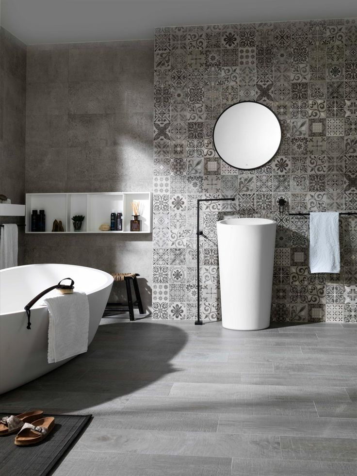 1000 ideas about Bathroom Feature Wall on Pinterest  Bar