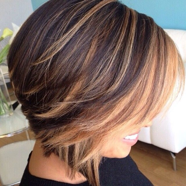 Best 25 Highlighted Hairstyles Ideas On Pinterest