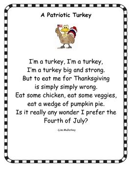 25+ best ideas about Thanksgiving poems on Pinterest