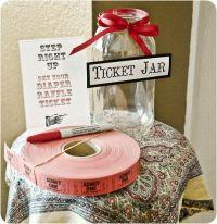 diaper raffle: i like this idea alot, would definitely ...
