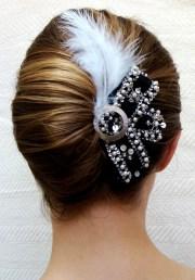 1920s hair accessories