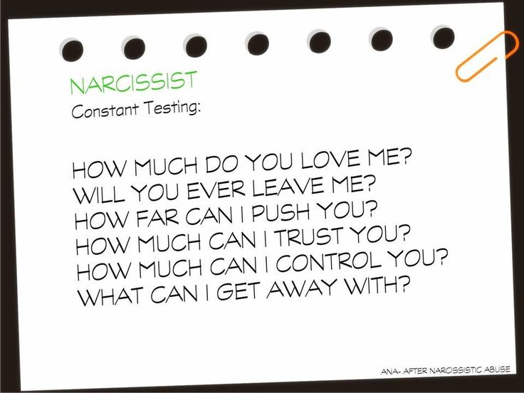 25+ best ideas about Narcissistic traits on Pinterest