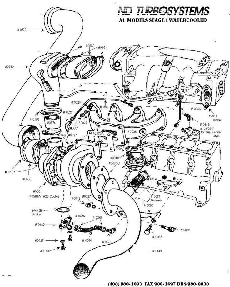 vw mk1 engine diagram