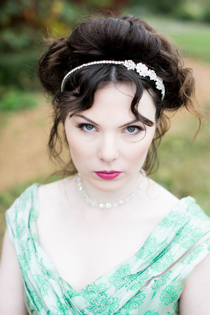Great Expectations Styled Shoot Victorian era inspired makeup and hair Makeup by Moi Hair by