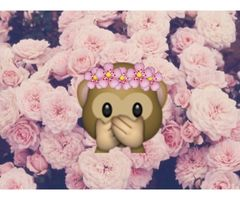 Cute Wallpapers For Girls Unicorns Edit Photo Emoji With Alien Flower Crown Tumblr Prints