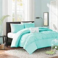 17 Best ideas about Tiffany Blue Bedding on Pinterest