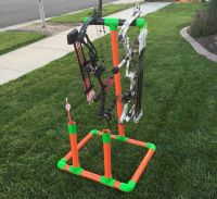 37 best ideas about Archery Bow Holders on Pinterest ...