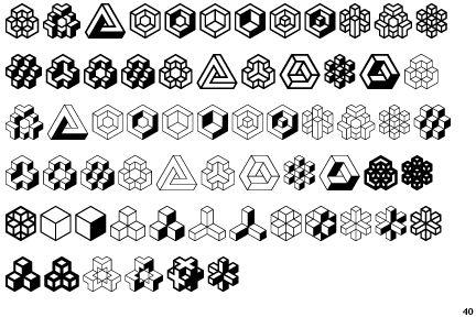 Best 20+ Isometric shapes ideas on Pinterest
