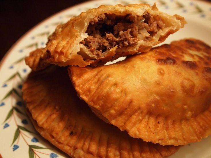 spanish beef empanadas  Eat your out  Pinterest