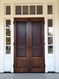Replacing front door/original door picture - Old House ...