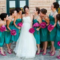 25+ best ideas about Teal wedding shoes on Pinterest ...